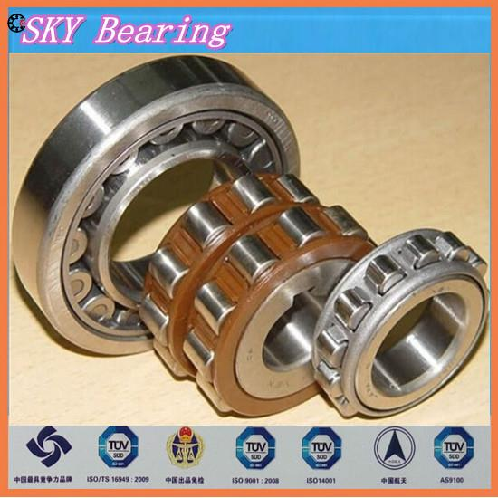 HISX double row reducer bearing 350752906K hisx single row cylindrical roller bearing rn307