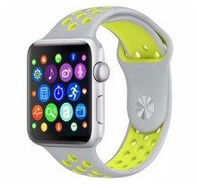 Bluetooth Smart Watch IWO 2nd Upgrade for Apple IOS Android smart phone IWO 2 1:1 MTK2502C Smartwatch heart