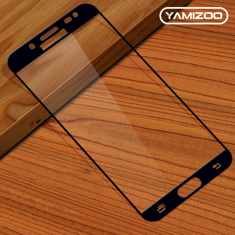 Galleria fotografica YAMIZOO Protective Glass For Samsung Galaxy j5 j3 j7 2017 Tempered Glass On j2 Prime Pro Screen Protector For Samsung j5 2016 j7