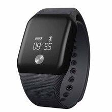 2016 A88 + Новый Smart Браслет с крови кислородом смарт-браслет сердечного ритма фитнес-трекер вызова/sms напомнить smart часы водонепроницаемые