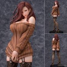 Daiki figura de ação anime sexy menina, 29cm, pvc, brinquedos, coleção, presente de natal, frete grátis