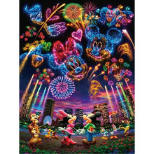 5d diy diamond painting disney mickey full square / round drill new arrival 3d embroidery rhinestone mosaic kids gift