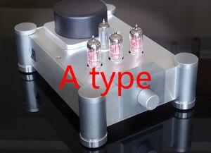 Image 2 - KYYSLB Marantz 7 อลูมิเนียม amplifier แชสซีหลอด preAmplifier เครื่องขยายเสียงกรณีกล่อง