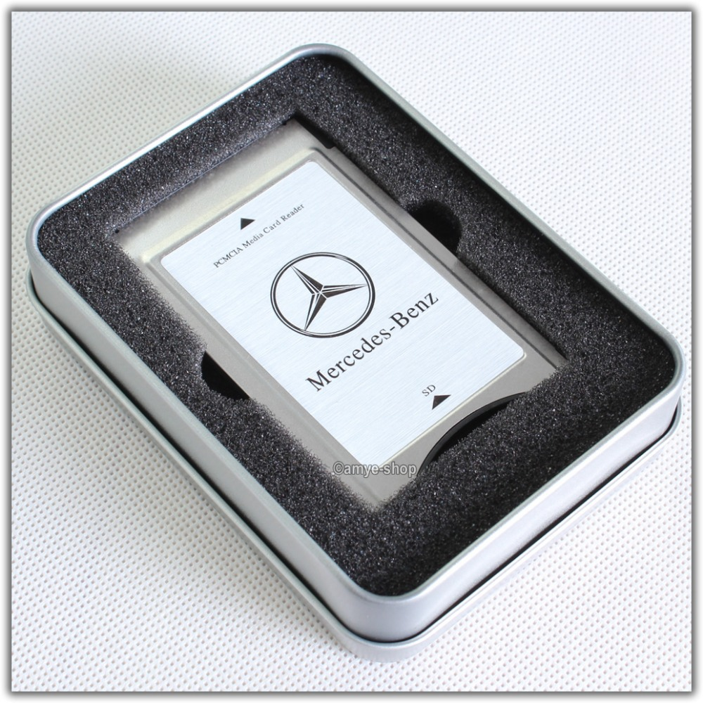 Buy genuine pcmcia multi card reader for for Mercedes benz card