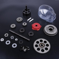 1/5 rc gasoline car upgrade parts three speed shift gears sets assembly for 1:5 scale hpi racing 5B 5T 5SC remote control toys