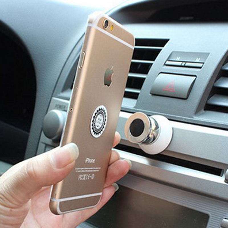 SMSNXY Mobile Phone Stents Magnetic adsorption Paste Multi-function rack Automotive Universal magnet cell phone holder