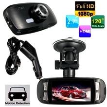 Новые 2,7 дюйма HD 1080 P G1W автомобиль тире Камера DVR Cam Ночное видение видео Регистраторы g-сенсор управлять видеокамера заднего вида регистраторы