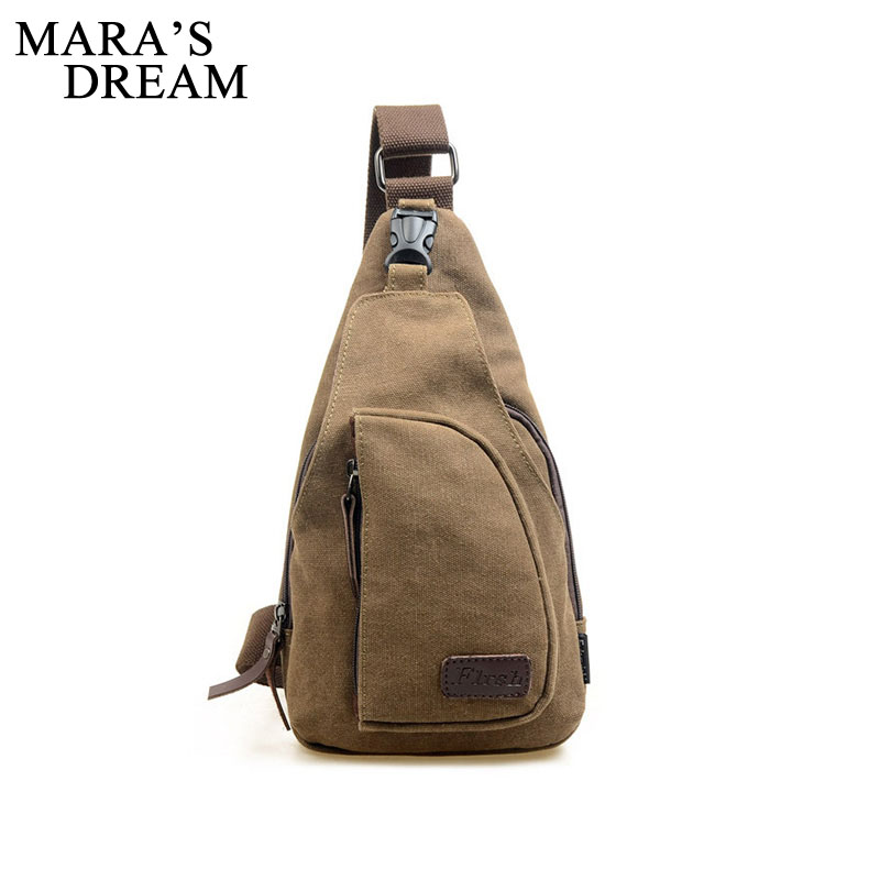 Mara's Dream Military Messenger Bag New Fashion Canvas Male Shoulder Bag Casual Travel Chest Bag Men Small Crossbody Back Pack augur new men crossbody bag male vintage canvas men s shoulder bag military style high quality messenger bag casual travelling