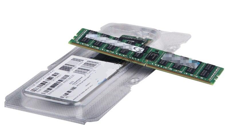 New Original 40pcs/lot  805351-B21 809083-091 DDR4 32GB 2Rx4 PC4-2400T-R And 14pcs 653957-001