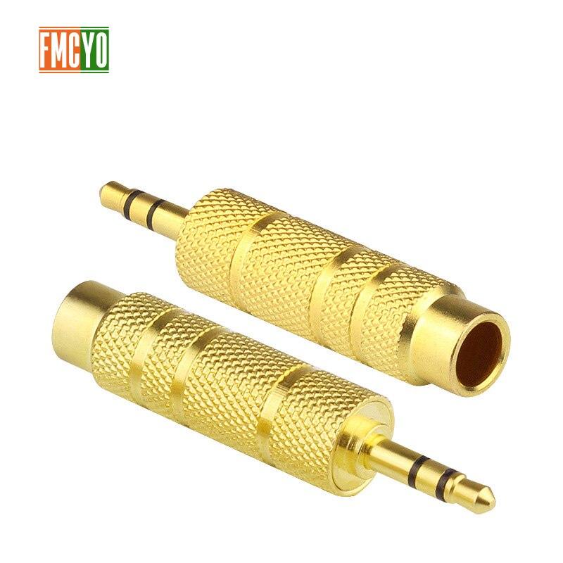 Image 2 - Наушников разветвитель для аудиокабеля 3,5 мм штекер 2 Женский Джек 3,5 мм сплиттер адаптер Aux кабель для MP3