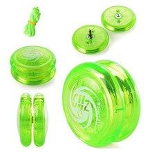 MAGICYOYO SZS Caliente D1 GHZ MAGICYOYO Primera 2A yoyo con Cadena (Verde)