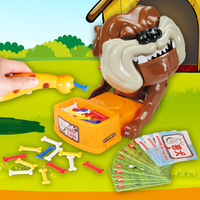 22 21 25 Funny Flake Out Stealing Bad Dog Bones Gadgets Cards Tricky Toy Games For