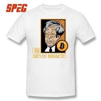 T-Shirt I am Satoshi Nakamoto