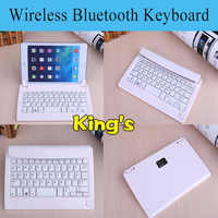 """Hot Local language Layout Wireless Bluetooth Keyboard For Cube T8 T8S T8Plus 8"""" Tablet PC,free shipping free screen film"""