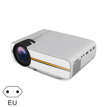 лучшая цена Mini Household Projector HD 1080P Multimedia LED Video Projector AS99