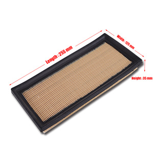 Image 2 - Car Air Filter 17801 0Y050 Fit For Toyota VIOS 1.5 Model 2013 Today YARIS L 1.5 Model 2014 Today Car Accessoris External Filter