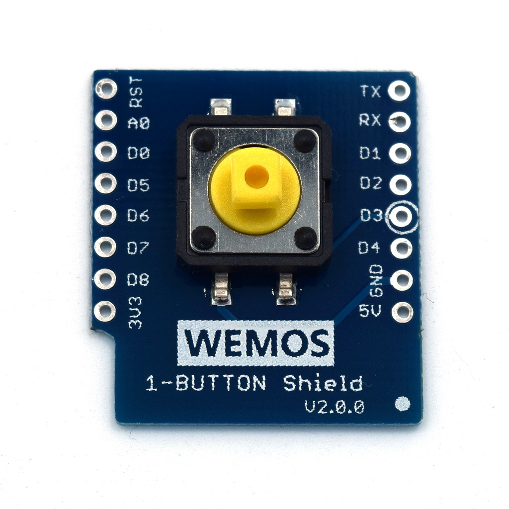 Aliexpress Com Buy New Mini Official Store Home Theater: Aliexpress.com : Buy 1 Button Shield For WeMos D1 Mini