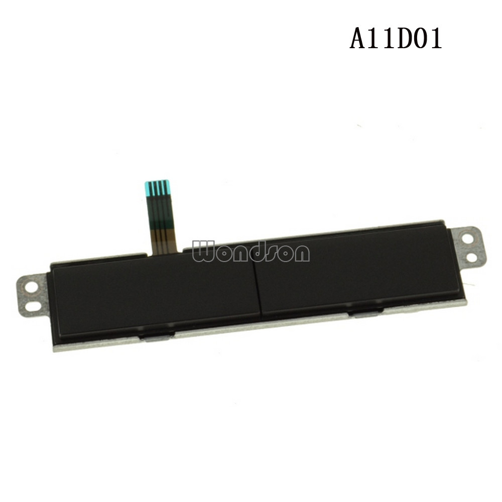 Free Shipping For <font><b>Dell</b></font> <font><b>Latitude</b></font> <font><b>E5430</b></font> / E5530 Lower Left and Right Mouse Button Circuit Board - A11D01 w/ 1 Year Warranty image