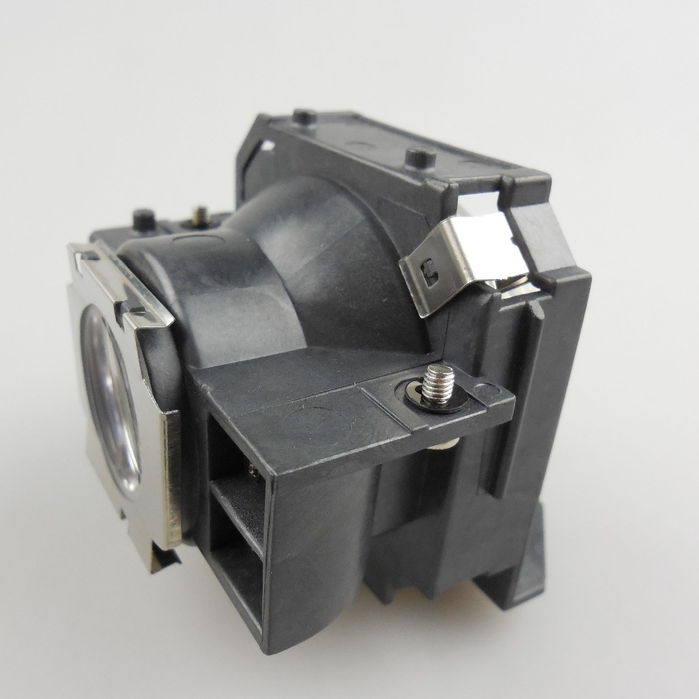 Original Projector Lamp ELPLP32 for EPSON EMP-755 / PowerLite 732c / 737c /  740c / 745c / 750c / 755c / 760c / PowerLite 765c elplp32 v13h010l32 projector lamp with housing for powerlite 732c 737c 740c 745c 750c 755c 760c 765c emp 732 737 740