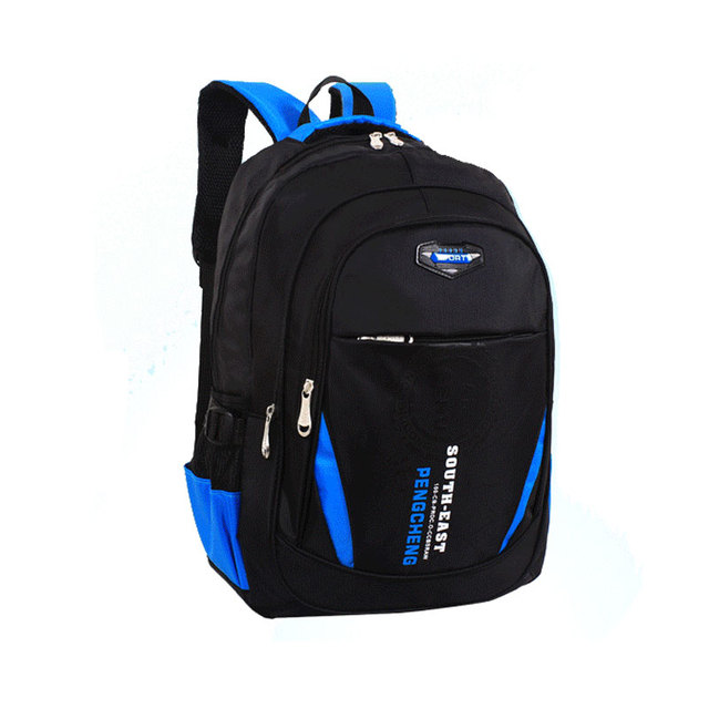 2016 Children School Bags Nylon Waterproof For Teenagers suitable for Primary School 3-6 grade Backpacks Boys School Bags