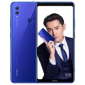 Image 4 - Honor Note 10 Mobiele Telefoon Kirin 970 Octa Core Mobiele Telefoon Dual Sim 6.95 Inch Android 8.1 Vingerafdruk Id Nfc