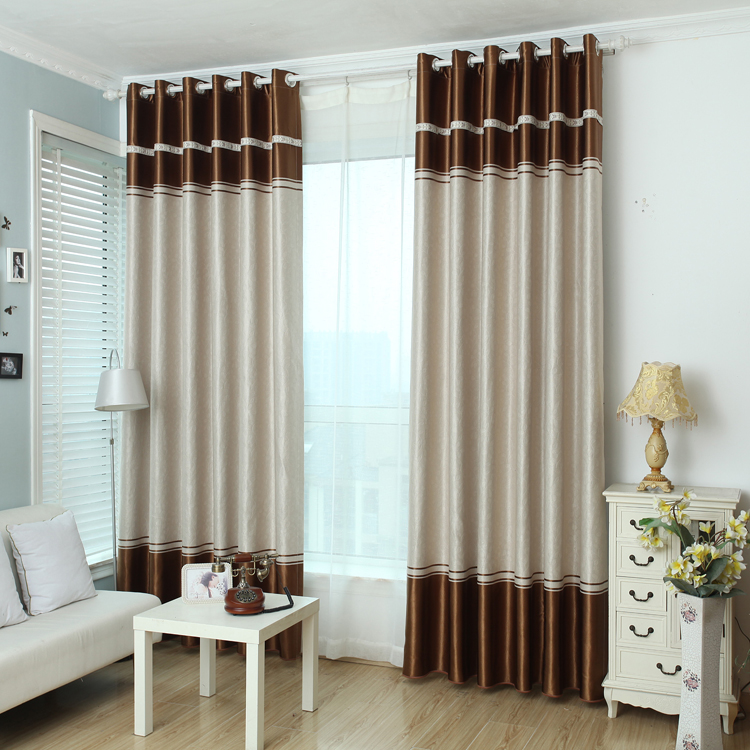 cheap high end custom curtains finished bedroom living