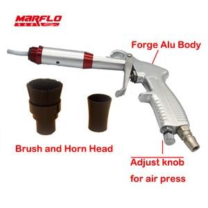 Image 4 - Pistolet do mycia Tornador czarny pistolet do sprężonego powietrza suche Preto Tornado pneumatyczne wysokiej jakości myjnia samochodowa MARFLO