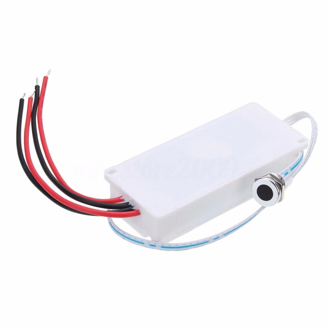 Mayitr IP44 IR Sensor Switch Touchless IR Body Motion Sensor On/Off Light Switchs PIR Control Switch Light Detector Top Quality