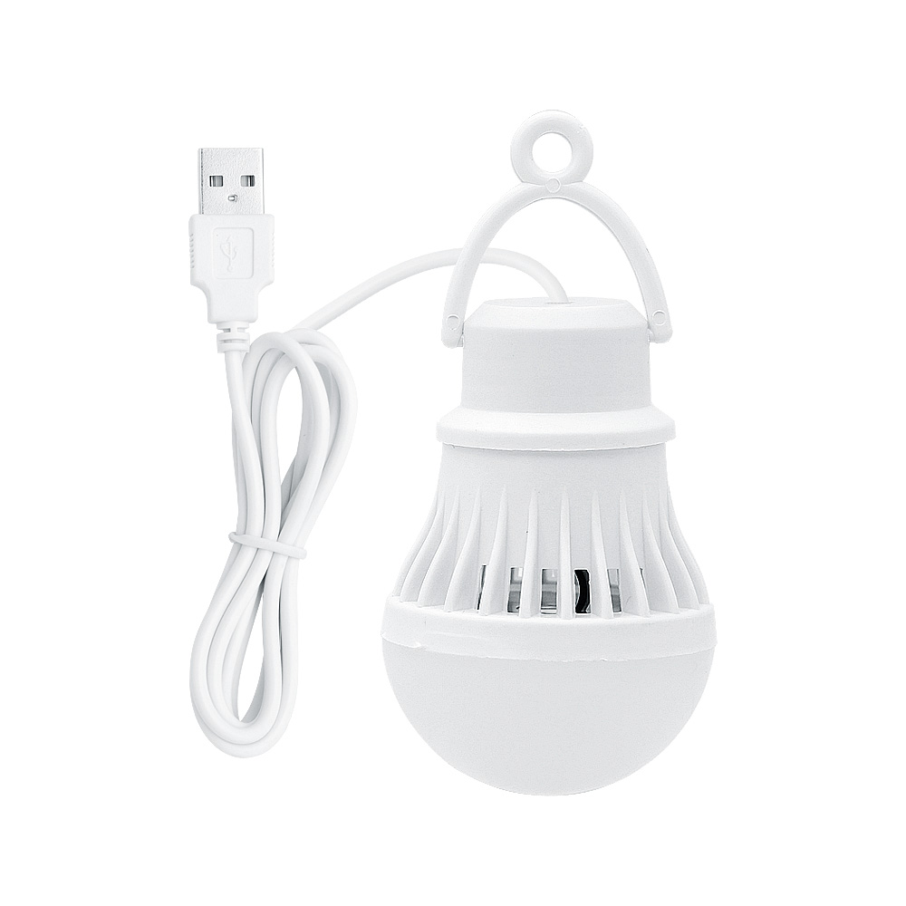 Portable USB <font><b>Emergency</b></font> <font><b>lights</b></font> 6500K White LED <font><b>Light</b></font> <font><b>Bulb</b></font> outdoor Camping tent lamp Night market lighting image