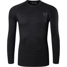 กางเกงยีนส์ผู้ชาย UPF 50 + UV กลางแจ้งแขนยาว TEE เสื้อ TShirt เสื้อยืดชายหาดฤดูร้อน LA245