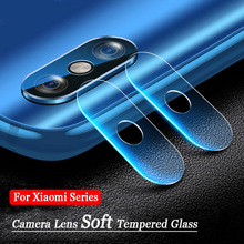Back Camera Lens Tempered Glass Screen Protector For XiaoMi Mi 9 8 A1 A2 Lite Max 3 Mix3 2S 6X Redmi Note 5 7 6 Pro PocoPhone F1 все цены