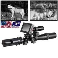 850nm Инфракрасные светодиоды ИК прибор ночного видения прицел камеры Открытый 0130 водонепроницаемый ловушка для дикой природы камеры A