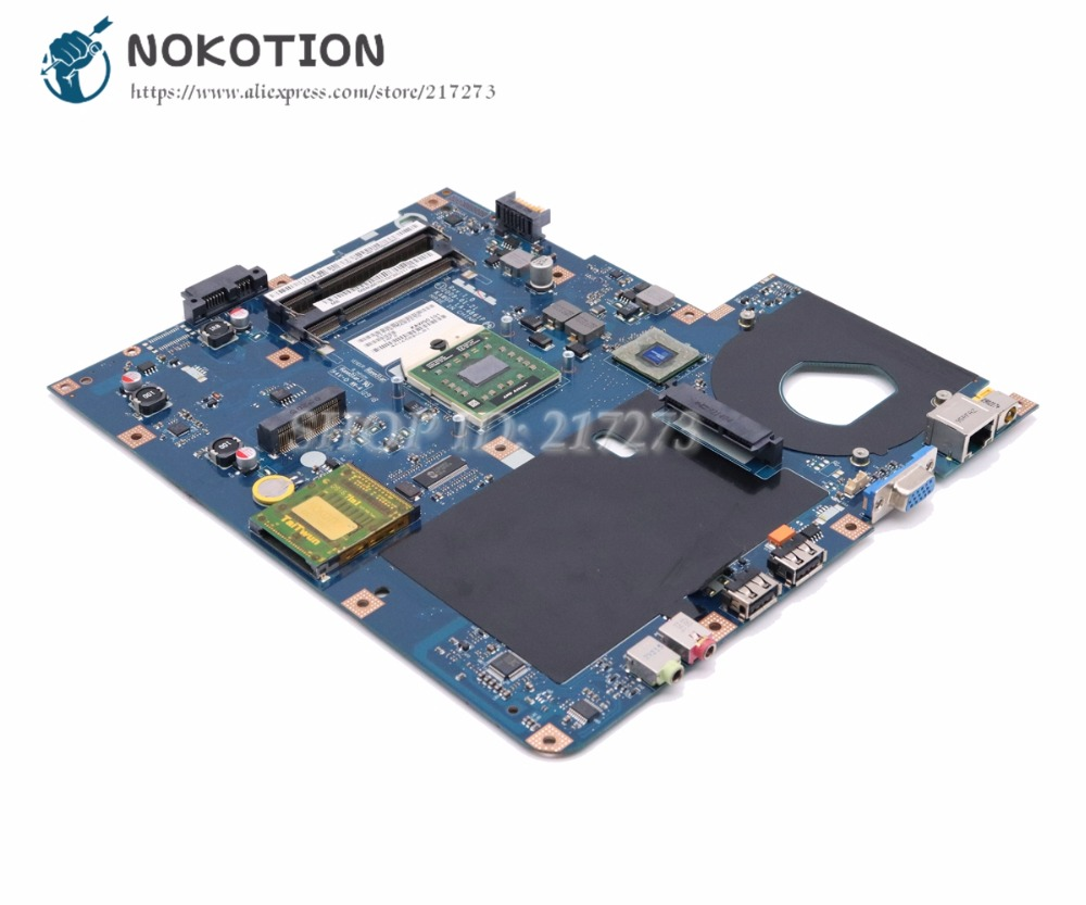 NOKOTION For Acer Aspire E625 5516 5517 5532 Laptop Motherboard KAWG0 LA-4861P MBN3602001 MAIN BOARD Socket S1 Free CPU