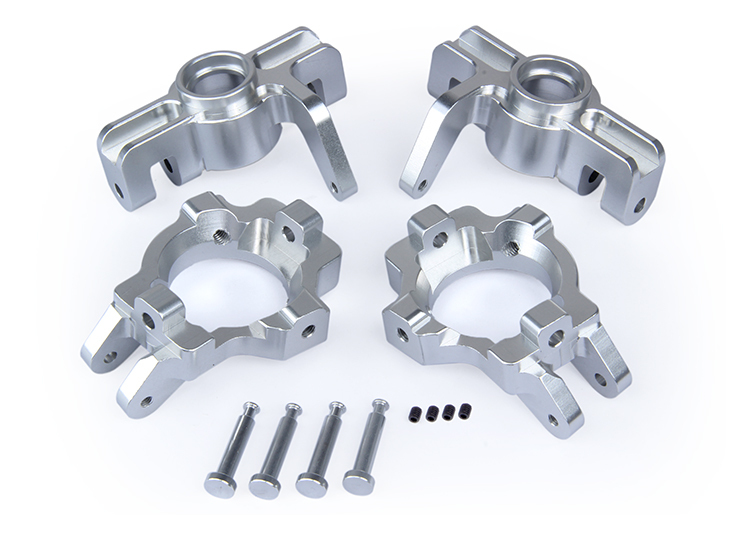 LT 5T CNC metal front wheel bearing kit cnc metal alloy rear wheel bearing kit for losi 5ive t rovan lt