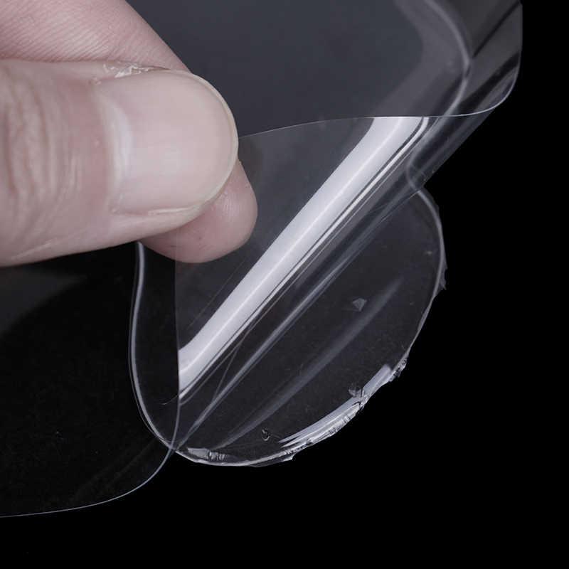 2pcs/Copriletto Anti Rughe Del Viso Pad Set Riutilizzabile Silicone di Grado Medico Pieghe Naso-labiali Anti-invecchiamento Maschera Prevenire viso Rughe