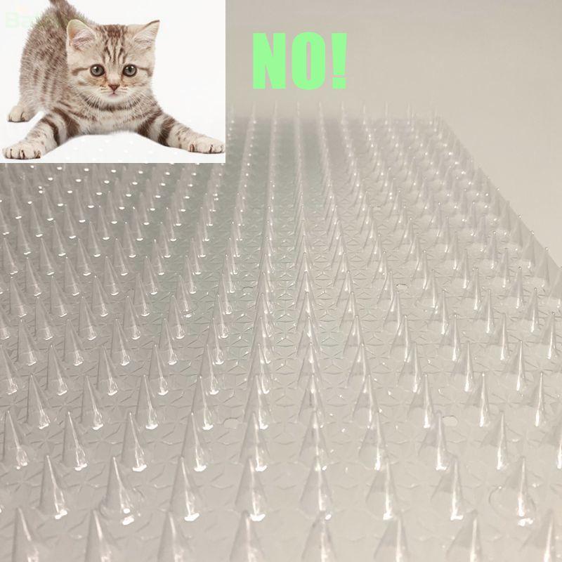 Homarden Tuin Kat Scat Matten Anti kat en pest Prikkeling Strips (Set van 10)-in Afweermiddelen van Huis & Tuin op  Groep 1