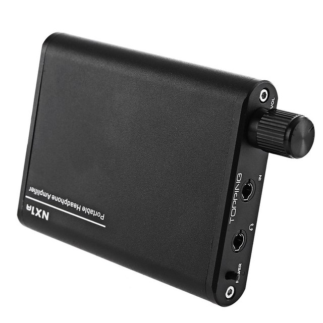 ДОЛИВА NX1A Портативный HiFi USB DAC Усилитель Для Наушников 3.5 мм Наушники Наушники Mp3