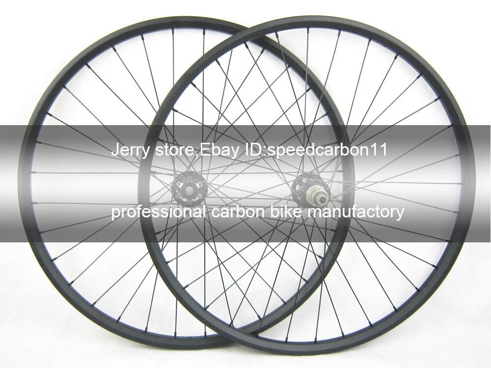 29er через концентратор углерода колесо, подпушка Hill горный велосипед Колеса 29 дюйма мост 15 мм/12 мм * 142 мм 35 мм ширина колеса