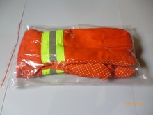 Free shipping quality Special fire fighting safety protecting gloves with Function of Anti Fire/Anti-statics/Anti-Oils