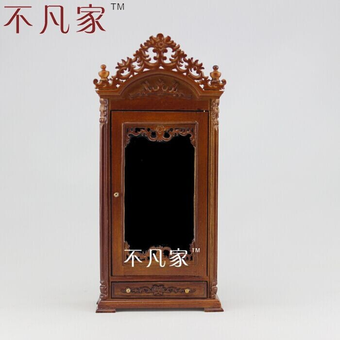 dollhouse special offer 1:12 scale Fine miniature furniture cabinet fine dollhouse 1 12 scale special offer miniature furniture painted dressing table
