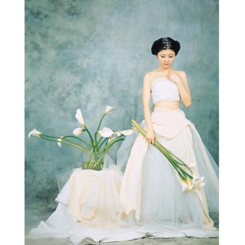 DAWNKNOW artisanal ancien maître photographie fond Pro teint mousseline Vintage mode décors pour studio photo DM207