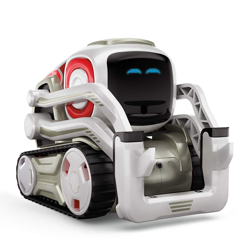 A Fun, Educational Toy Robot For Kids