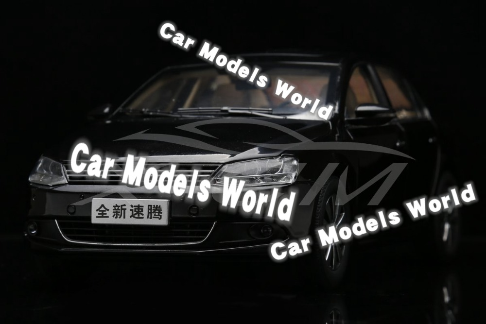 Car Model for 1 18 Sagitar Black SMALL GIFT