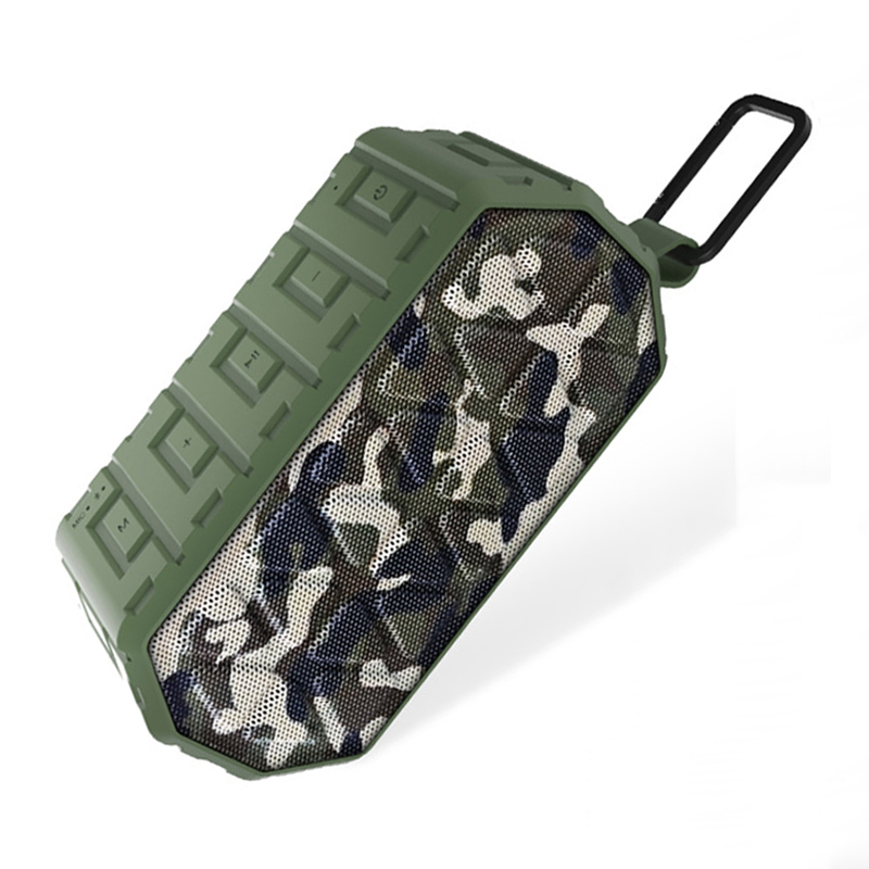 X8 Wireless Bluetooth Speaker Mini Outdoor Sport Waterproof Shockproof Hands-Free Loudspeaker Deep Bass Sound Box