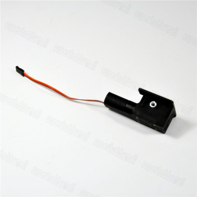 PZ-15091M EP Retract Servoless Landing Gear 2.89*1.73*1.1 For RC Airplane