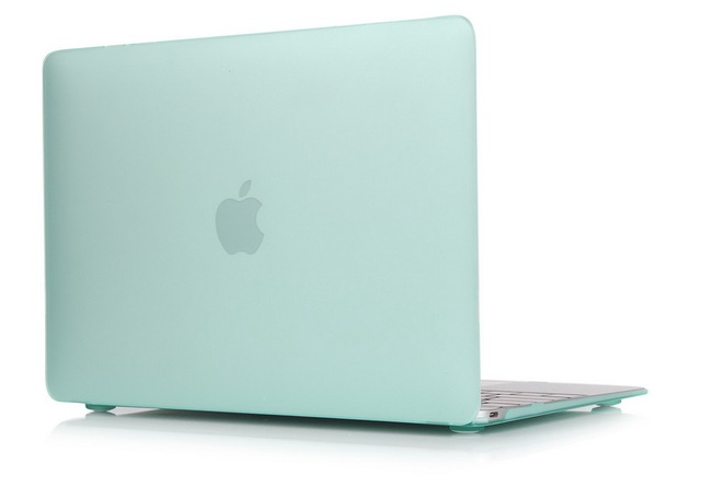 Crystal housse matte case for apple macbook air pro for Housse macbook air 11 pouces