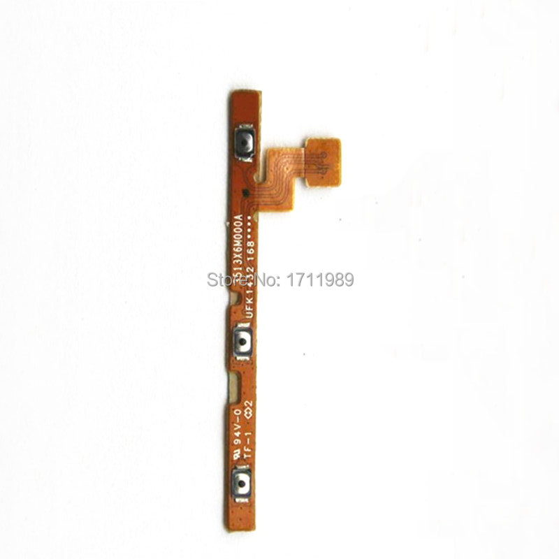 Power On/Off Buttons & Volume Up/Down Side Key Flex Cable For Xiaomi PAD TABLET 1 A0101 Replacement Repair Parts + Tracking Cord