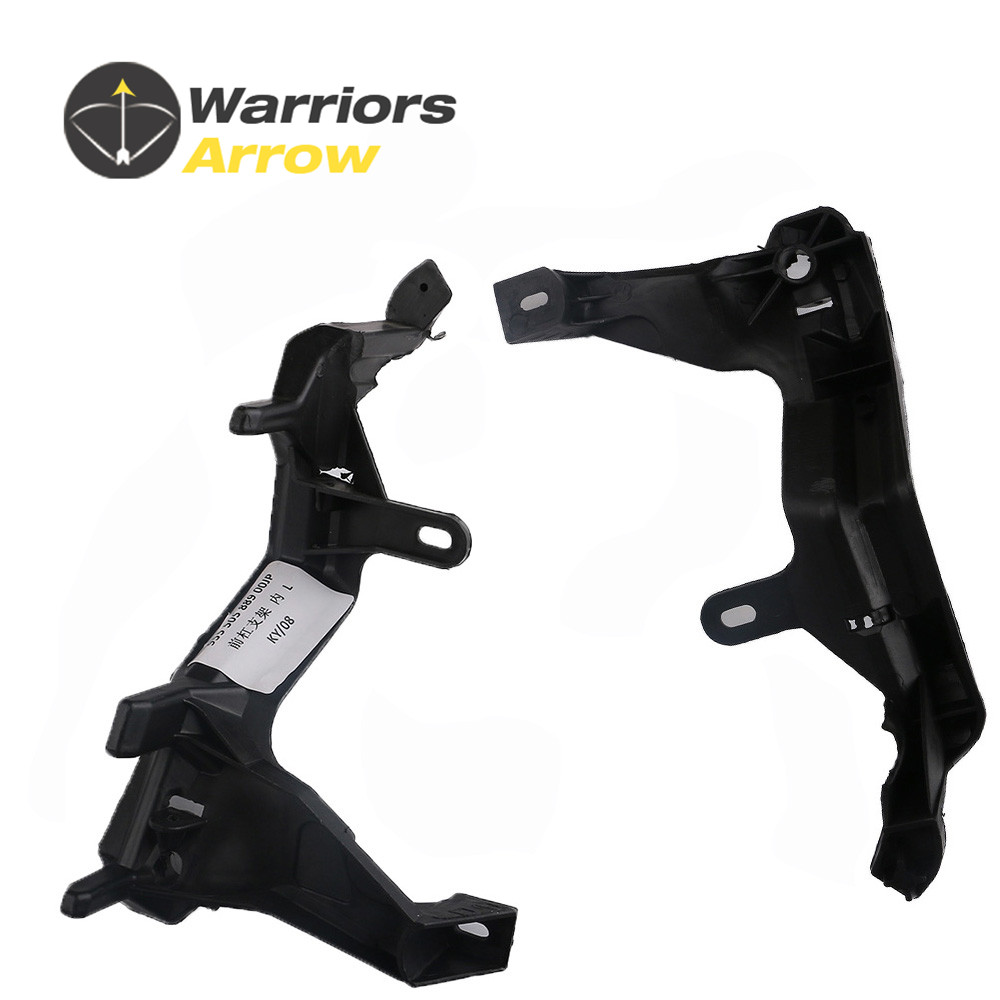 New Right Front Bumper-Guide For PORSCHE 2008 2009 2010 Cayenne # 95550589000