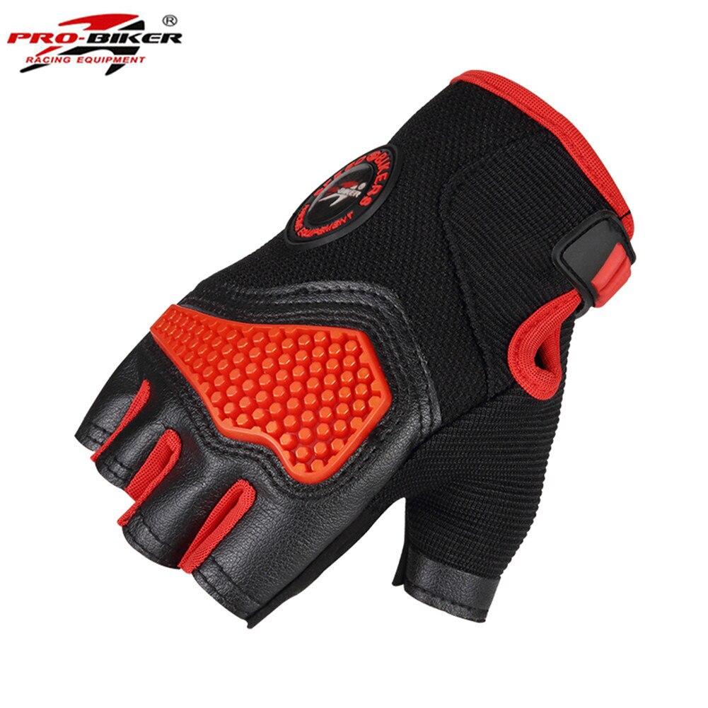 Half Finger Dirt Bike Motocross handschuhe Luva Motoqueiro Guantes Moto Luvas de moto Radfahren Motorrad handschuhe 46B85 Gants Moto