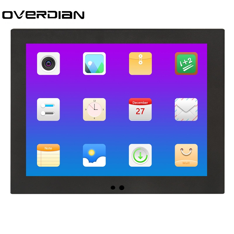 10.4/10 LCD Screen Industrial Computer Android System Single Touch Screen Office Computer SSD8G Tablet PC 1024*768 Screen 4:3 h8s 1 22 lcd touch screen bluetooth 4 0 android smart